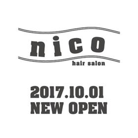 丹波・氷上の美容室nico hair salon